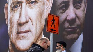 Israël : Netanyahu et Gantz vont se partager le pouvoir