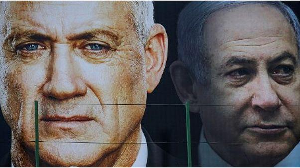 نتنياهو وخصمه بني غانتس يتّفقان على تشكيل حكومة وحدة في إسرائيل