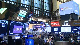 Sinkende Rohölpreise reißen Dow Jones mit