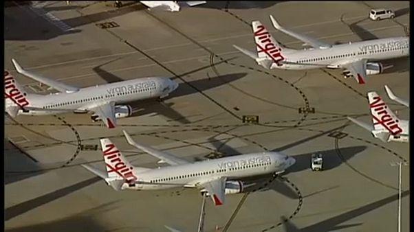 Nächstes Coronaopfer: Fluggesellschaft Virgin Australia ist pleite