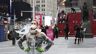 New Yorklular Dünya Sağlık Örgütü'ne dava açtı