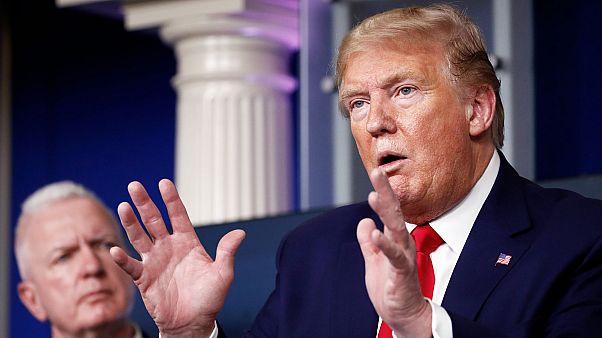 Wegen Corona: Trump will Einwanderung in die USA aussetzen