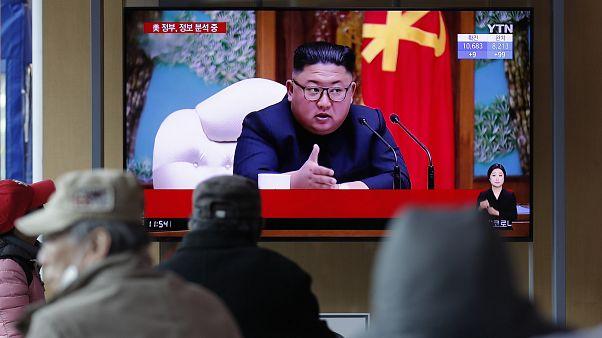 Spéculations sur la santé de Kim Jong-un