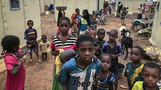 Burkina Faso Violence