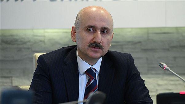 Ulaştırma ve Altyapı Bakanı Adil Karaismailoğlu