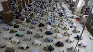Virus Outbreak Ramadan