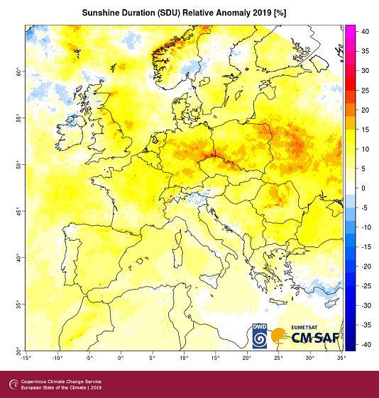 Copernicus ECMWF / Climate Change Service