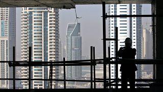 Dubai is the region's financial capital.  (AP Photo/Kamran Jebreili)
