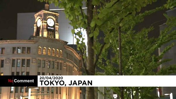 شاهد: أجراس طوكيو تقرع امتنانا لعمال الرعاية الصحية والعاملين في الخطوط الأمامية