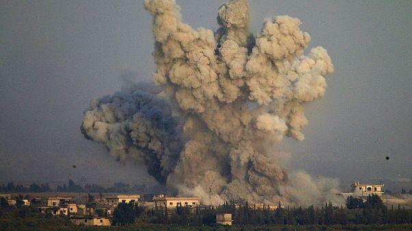 İsrail'den Suriye ordusu ve İranlı müttefiklerine hava saldırısı: En az 9 kişi öldü