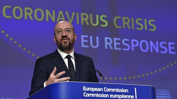 EU-Gipfel: Streit um Coronabonds und ein Billionen-Vorschlag aus Madrid