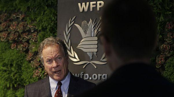 David Beasley, Leiter des Welternährungsprogramms der UN