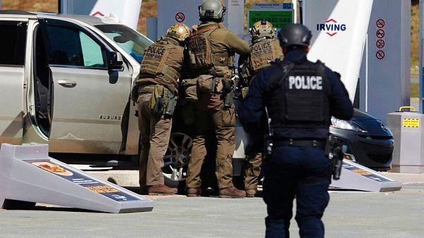 مرگبارترین تیراندازی تاریخ کانادا؛ شمار قربانیان افزایش یافت، پلیس در پی یافتن انگیزه مهاجم است