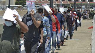 Mexico Inmigration