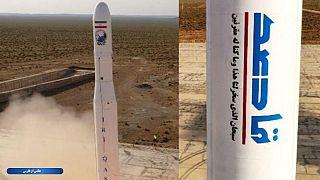 سپاه پاسداران:اولین ماهواره نظامی ایران با موفقیت پرتاب شد و در مدار زمین قرار گرفت