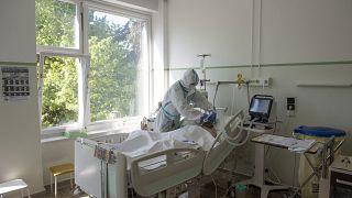 Koronavírus - Korányi kórház