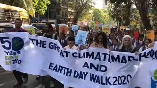 """Pace e ambiente nella """"Giornata della Terra"""""""
