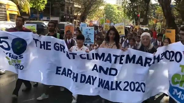 Tag der Erde feiert 50-jähriges Jubiliäum - Earth Day Network fordert Schutz der Umwelt