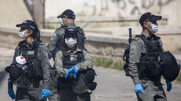 Virus Outbreak Mideast Israel Passover