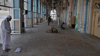Virus Outbreak Pakistan Ramadan