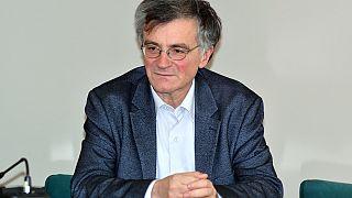 Ο Λοιμωξιολόγος Δημήτρης Τσιόδρας