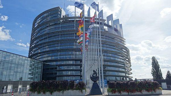 پارلمان اروپا بین نیازمندان غذا توزیع میکند