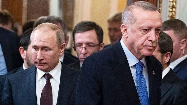 بحران سوریه و مقابله با کرونا، محور گفتگوی تلفنی رهبران روسیه و ترکیه