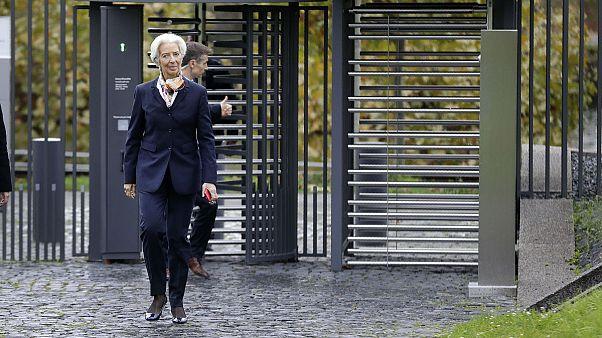 کریستین لاگارد، رئیس بانک مرکزی اروپا