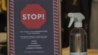 Coronavirus: Bajan los contagios de COVID-19 en Europa [Gráficos]