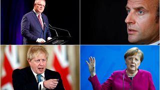 Avustralya 'uluslararası Covid-19 soruşturması için' Avrupalı liderlerden destek istedi