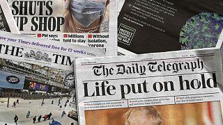 كيف أثر وباء كوفيد-19 على الصحافة البريطانية؟ وكيف يبدو مستقبلها؟