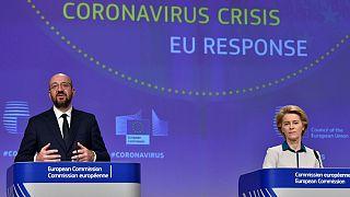 Bloomberg: Σχέδιο δύο τρισ. ευρώ κατά της κρίσης εισηγείται η Κομισιόν