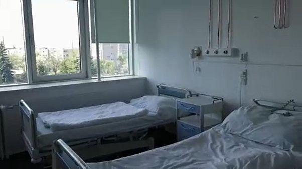 Hungria retira doentes dos hospitais para enfrentar coronavírus