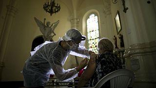 واکسن پنجم کرونا نیز وارد مرحله آزمایش بر روی انسان شد