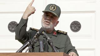 İran Devrim Muhafızları Ordusu Genel Komutanı Tümgeneral Hüseyin Selami