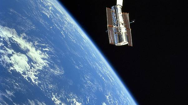Hubble Space Telescope 30th birthday: French astronaut 'Billy Bob' recalls 'historic' mission