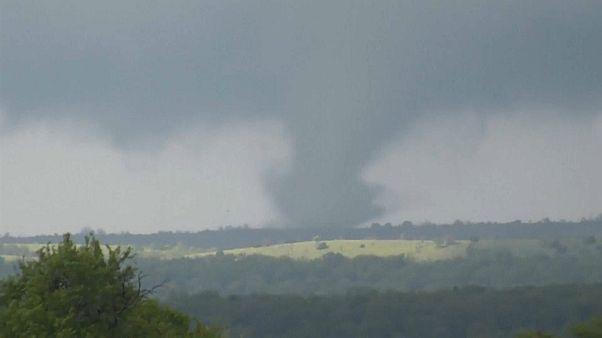 Tote durch Tornados im Süden der USA