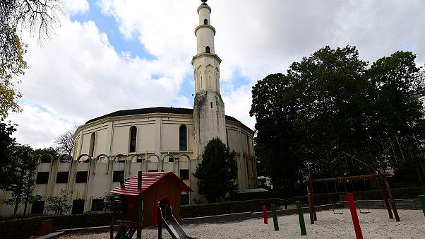 Brüksel'deki Büyük Camii