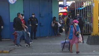 El confinamiento no da de comer en América Latina