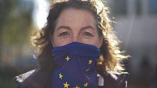 Virus Outbreak Germany Italy