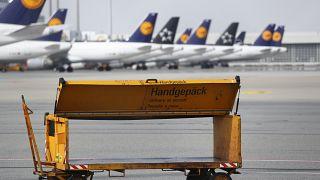 İlk çeyrekte 1,2 milyar euro kayıp veren Lufthansa devletlerden yardım isteyecek