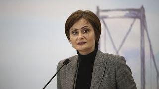 CHP İstanbul İl Başkanı Canan Kaftancıoğlu hakkında soruşturma açıldı