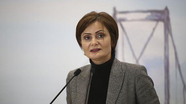 Canan Kaftancıoğlu hakkında soruşturma başlatıldı | Euronews