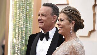 Tom Hanks ve Rita Wilson