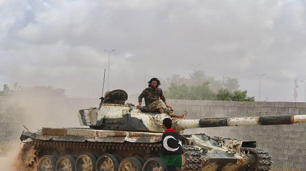 Libya: Hafter'den Temsilciler Meclisi Başkanı Salih'in geçiş planına destek çağrısı