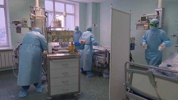 Russland: Ein Besuch im Corona-Krankenhaus von Kasan