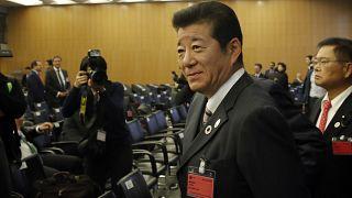 Osaka Belediye Başkanı Ichiro Matsui