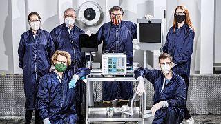 NASA, 37 günde ucuz, seri üretimi kolay yüksek basınçlı solunum cihazı üretti
