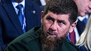 رئيس جمهورية الشيشان رمضان قديروف-موسكو، 8 ديسمبر 2018