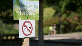 Fransa'da nikotin ürünlerine sınırlama